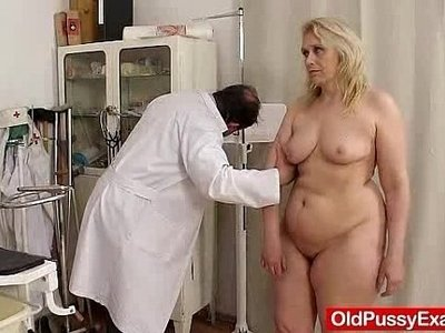 blonde  chubby  cougar  cunt  doctor