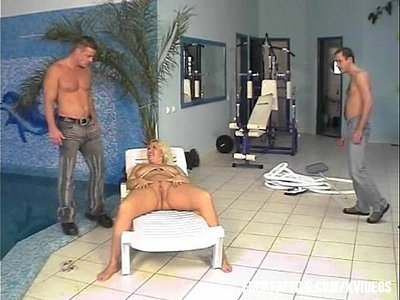 blonde   fat   fuck   gay   pool   woman