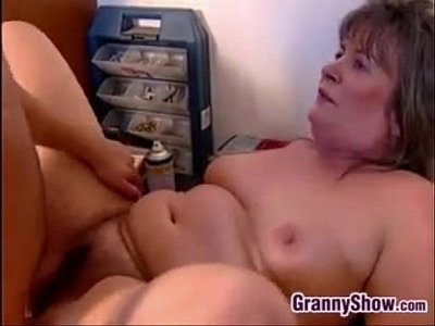 fat   fuck   grandma   older woman