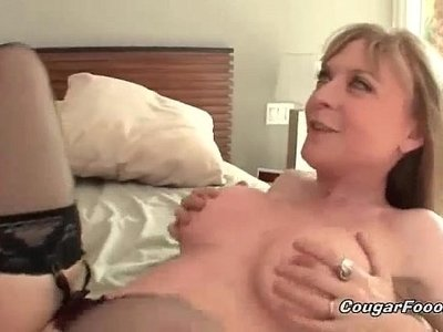 awesome  cock  cougar  white chick